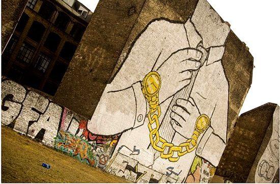 Graffiti - sztuka ulicy 9
