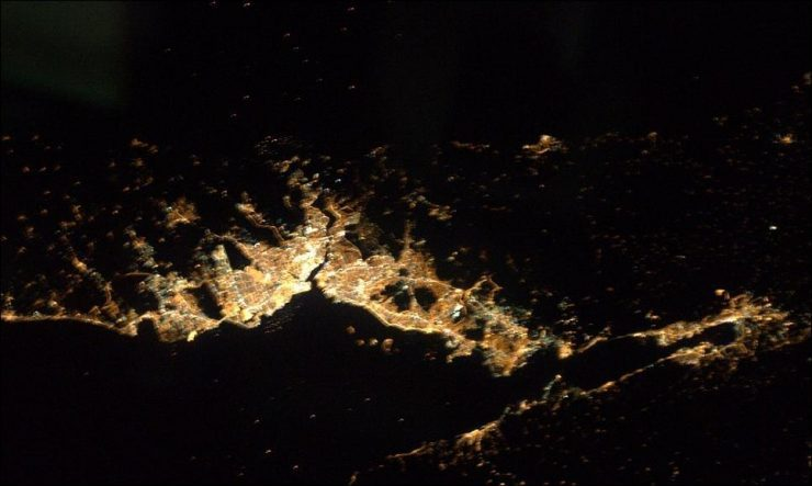 Ziemia nocą #2 2