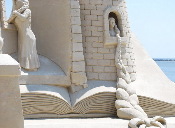Rzeźby z piasku #3 67
