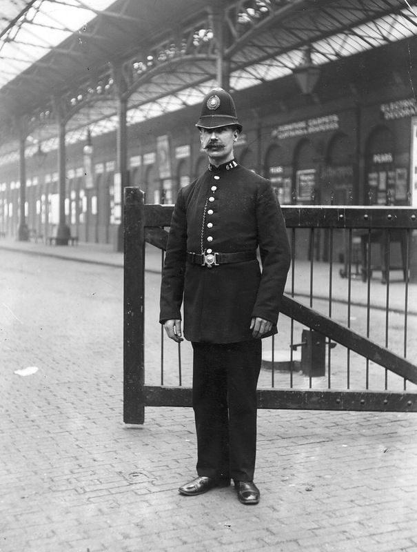 Policja w ubiegłym wieku 26