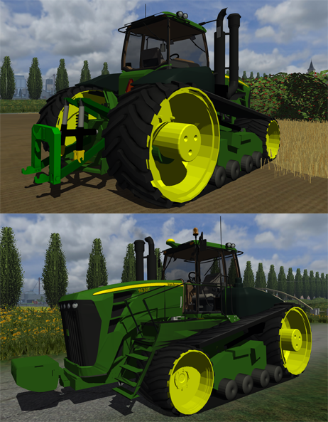 qejewetvawjsxghpeqvqghyf John Deere 9630T (Heckhydraulik)