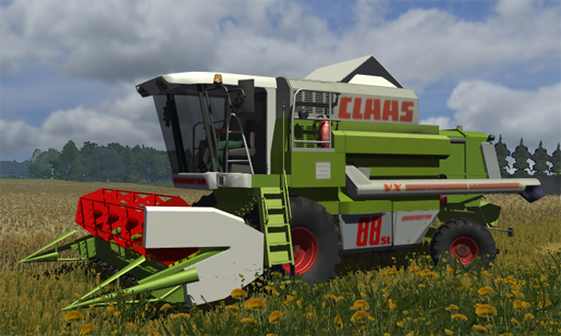 CLAAS Dominator VX 88 SL (AP)