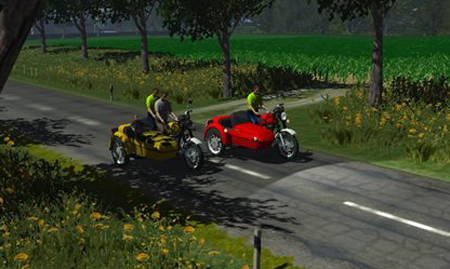 IZS v2 Pack (normal & traffic)
