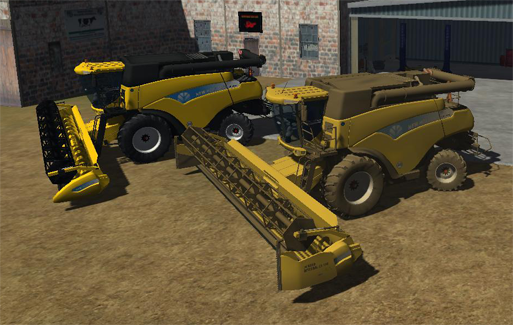 New Holland CR9090 v1.2