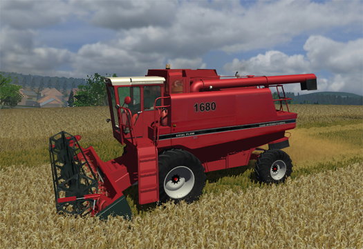 Case IH Axial Flow 1680 Pack