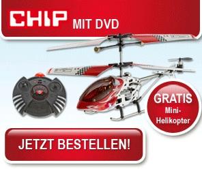 CHIP mit DVD Abo