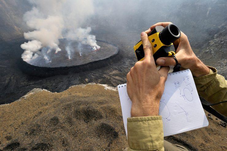 Wulkan Nyiragongo 11