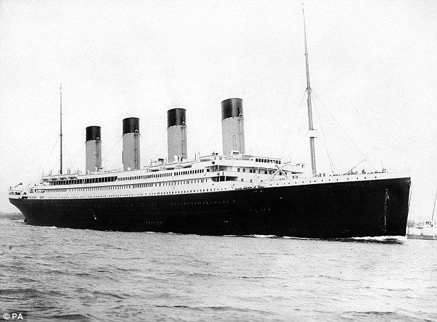 Titanic - 100 lat od katastrofy [1912-2012] 1