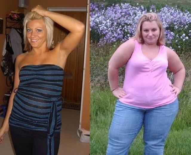 Dziewczyny na niezdrowej diecie 1