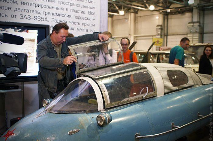 Samochody budowane w garażach ZSRR 18