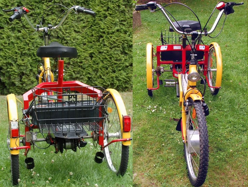 Elektro Dreirad - Sport Fitness - Sportartikel gebraucht kaufen