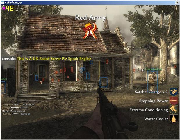 Поддерживающие игры: - - BattleField 2 (BF2) v1.5 - BattleField 2142 (BF214
