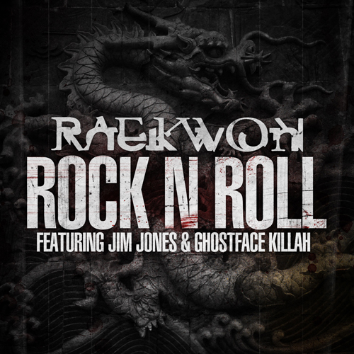 Cover: Raekwon - Rock N Roll Bw Shaolin Vs Wutang-CDS-2011-FrB