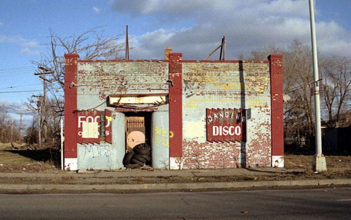 Opuszczone Detroit 7
