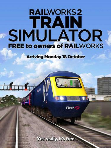 Cover: RailWorks.2-SKIDROW  *Deutsch/Englisch*