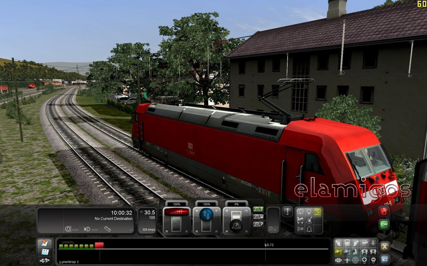 Railworks 3 Train Simulator 2012 - Patch FR