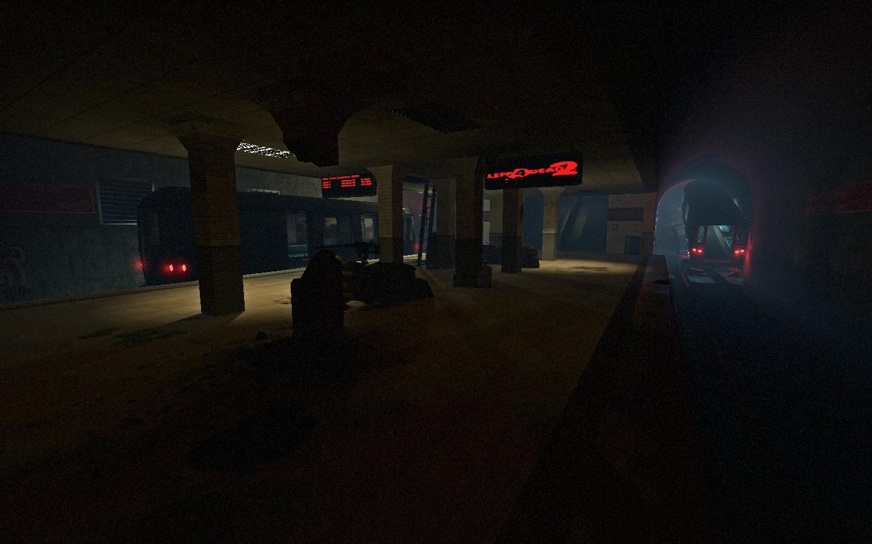 SubwayHardcore Station