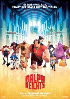 """Preview: Für 50 Cent (max 1,50€) zu Zweit zur Kino Preview von """"Ralph reichts"""" - versch. Städte!"""