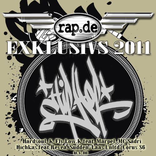 Cover: VA - Rap.de Exclusivs 2011 (2011)