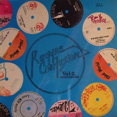 Cover: VA - Reggae Confusion Vol 2-LP-1975-RAC