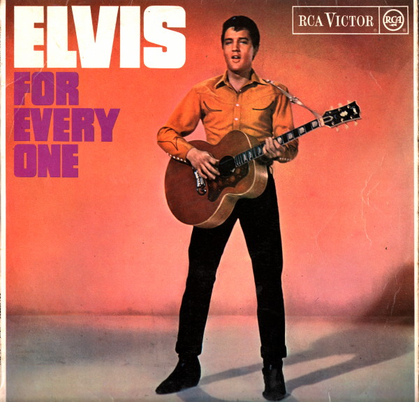 ELVIS FOR EVERYONE Rd-7752-3t8uid