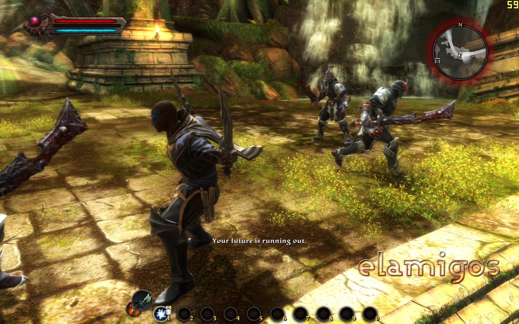 Kingdoms of Amalur Reckoning - Legend of Dead Kel DLC (by Skidrow.