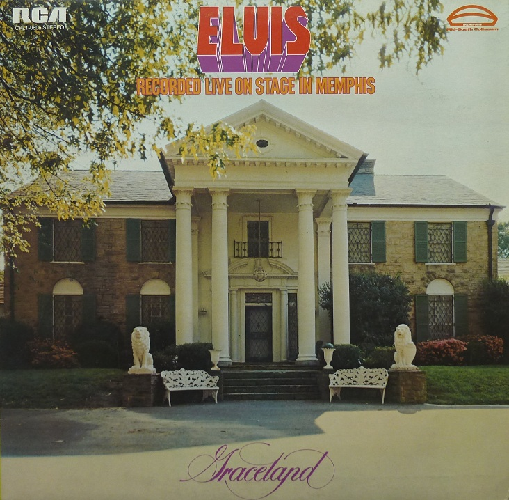 ELVIS RECORDED LIVE ON STAGE IN MEMPHIS Recordedliveonstage74ojxmt