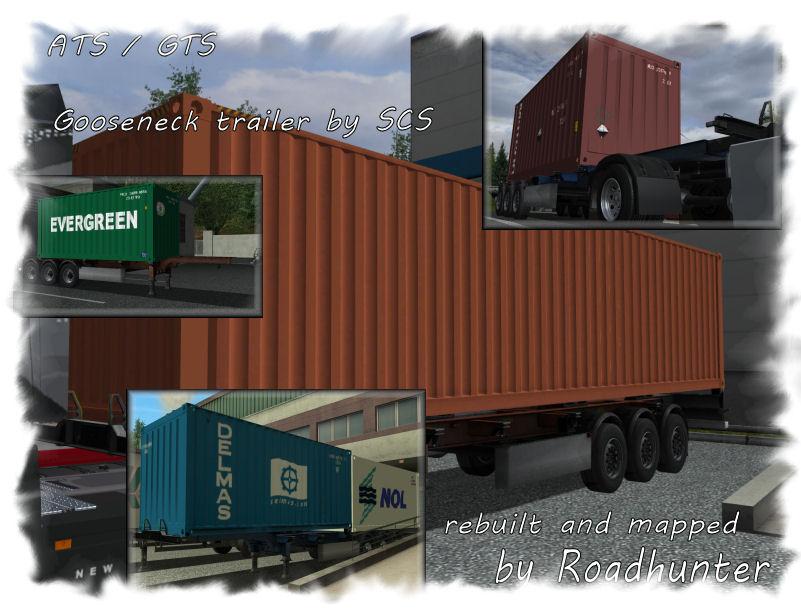 gooseneck gts trailer trucksimulator24 die freundliche trucksimulator community rund um. Black Bedroom Furniture Sets. Home Design Ideas