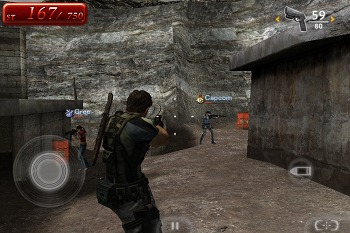 Скачать Resident Evil 4 Mobile на Андроид