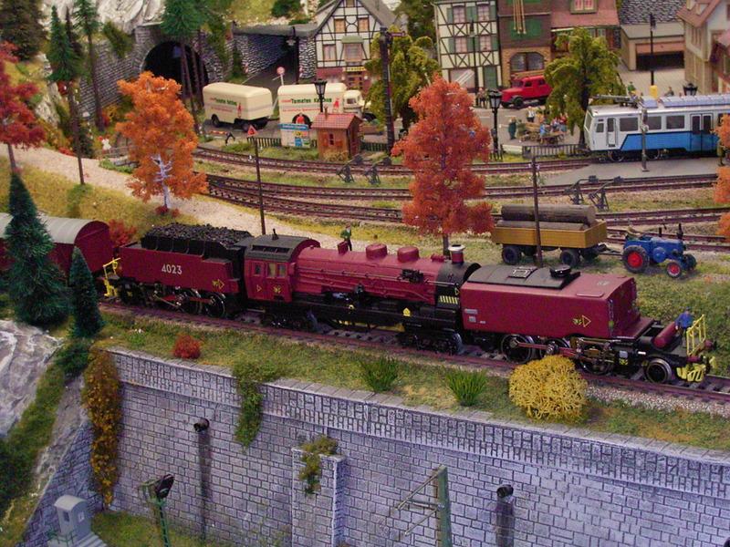 garratt-lokomotive - stummis modellbahnforum, Hause und Garten