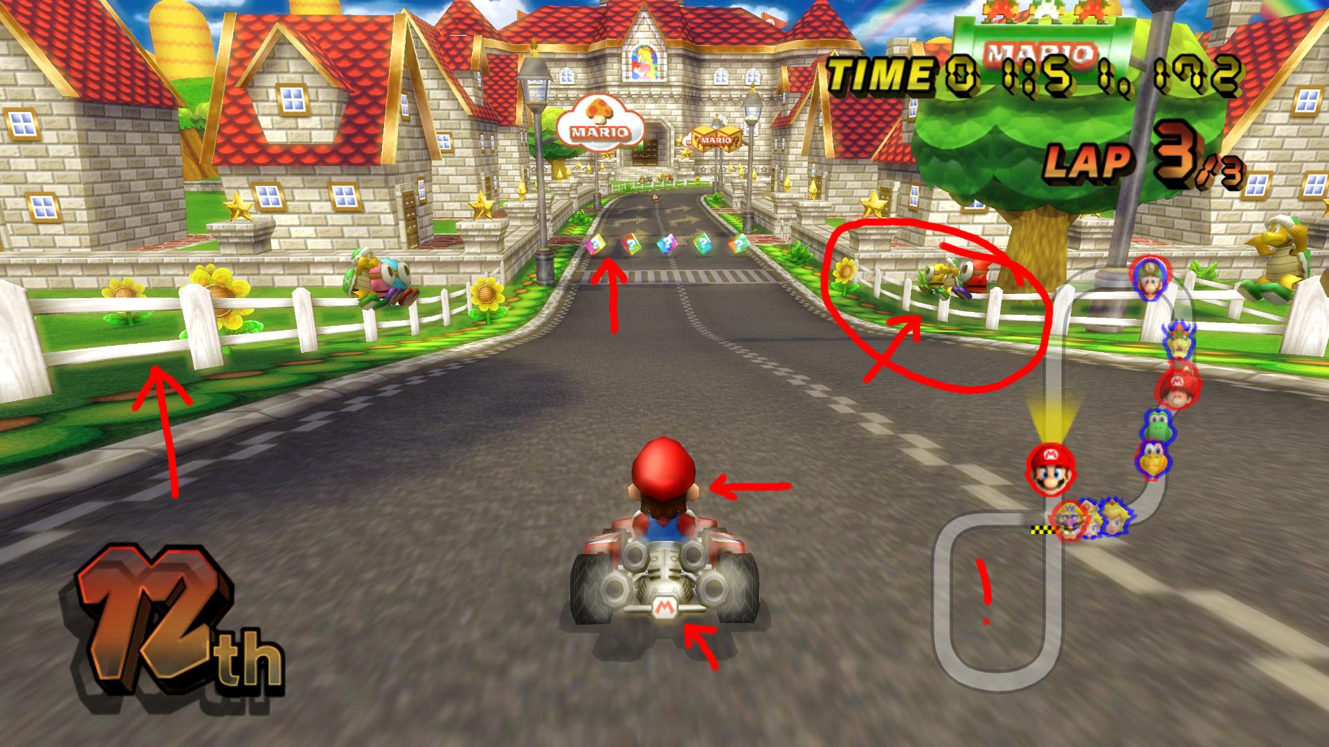Wii  Mario Kart Wii