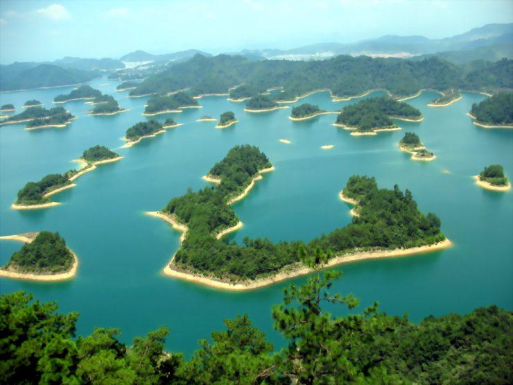 Jezioro Tysiąca Wysp 6
