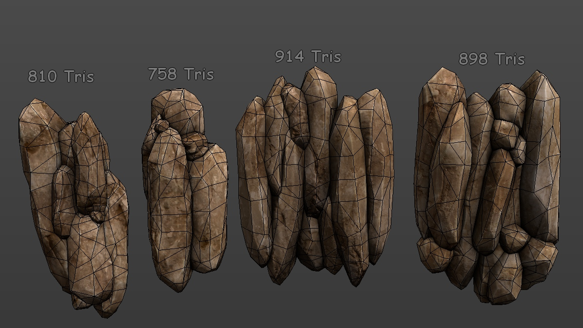 3d modeling texturing blenderudk low poly rock formations blenderudk low poly rock formations baditri Choice Image