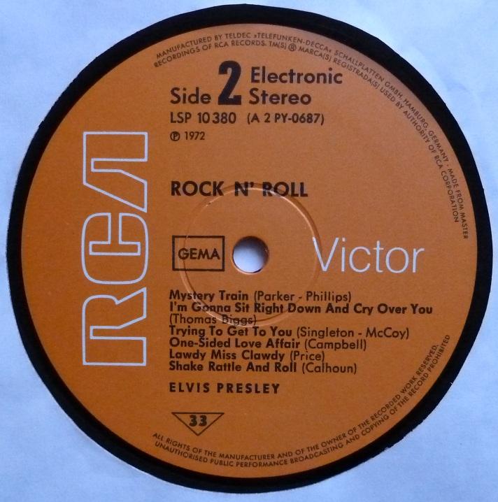 ROCK'N'ROLL Rocknroll72side2r7k17