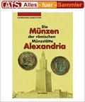 Battenberg Münzen der römischen Münzstätte Alexandria