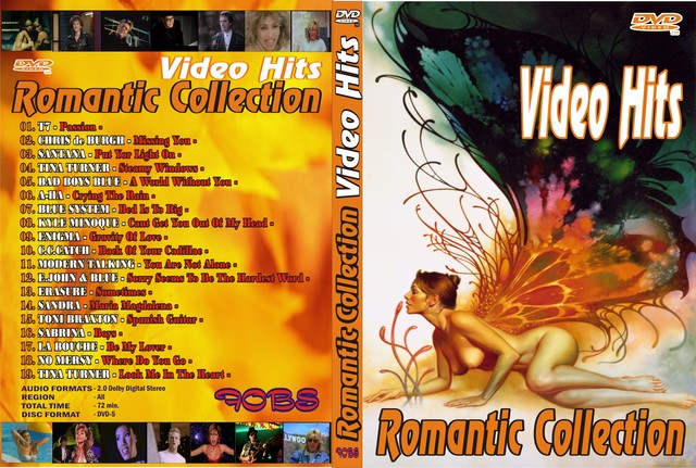 Romantic Collection 1 [Video Hits]