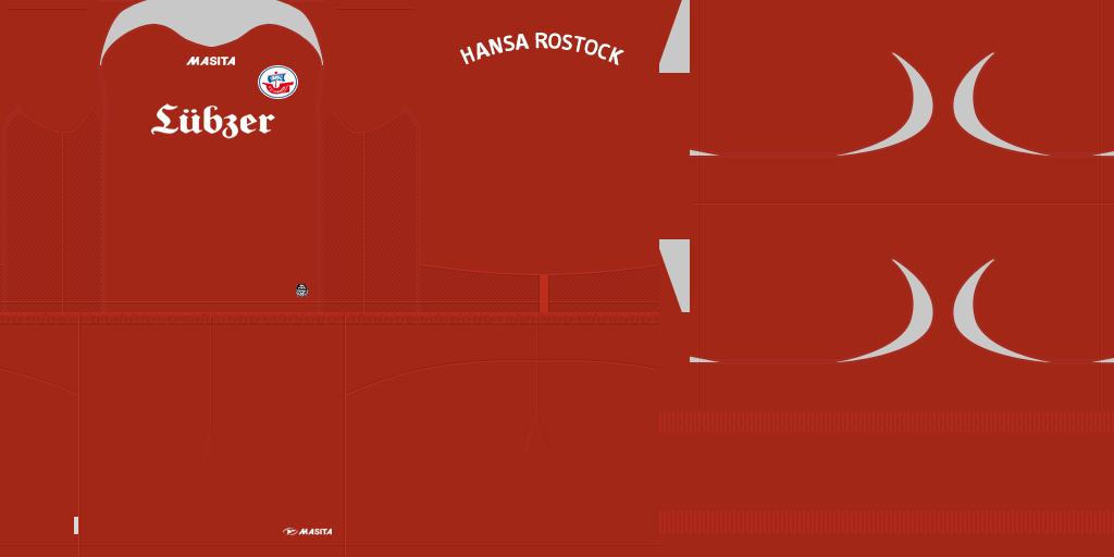 F C Hansa Rostock Kits By Opm Pes Patch