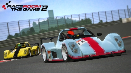 RaceRoom The Game 2 revealed