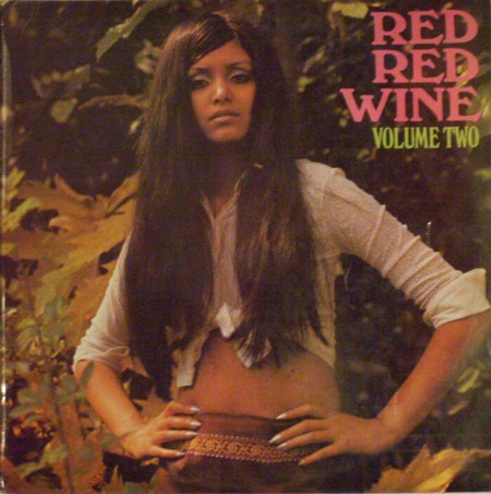 Cover: VA - Red Red Wine Vol 2-LP-1970-RAC