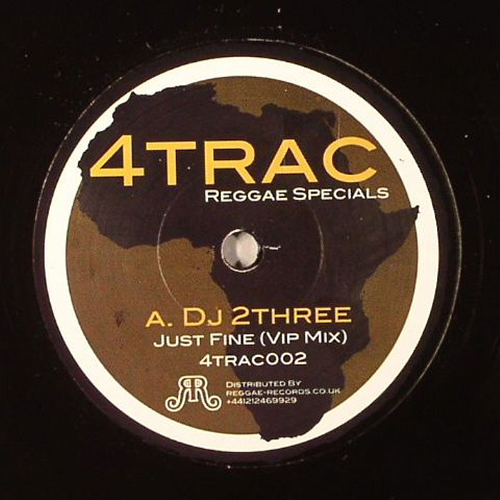 Cover: DJ 2three and Jude Lawless - Reggae Specials-(4TRAC02)-7inch_Vinyl-2010-CT