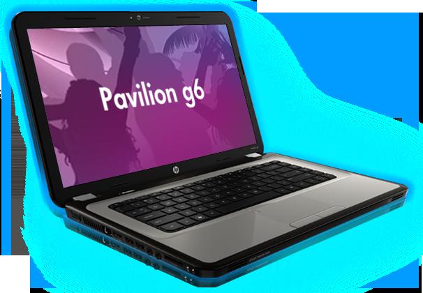 HP Pavilion g6-1105sg