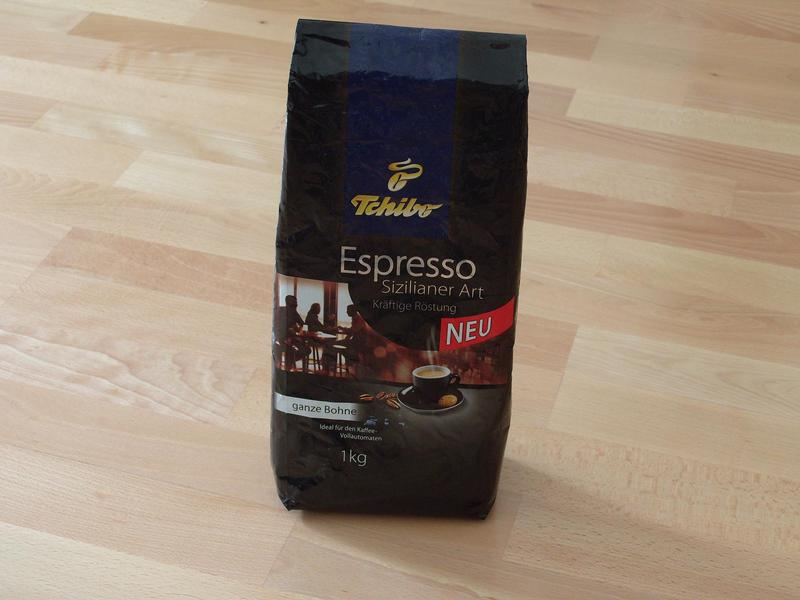 Espresso – Sizilianer Art