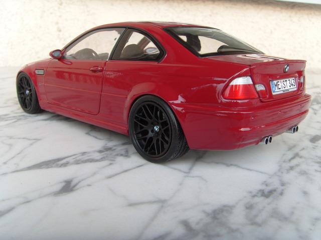 BMW E46 M3 with CSL Rims - Diecast International Forum
