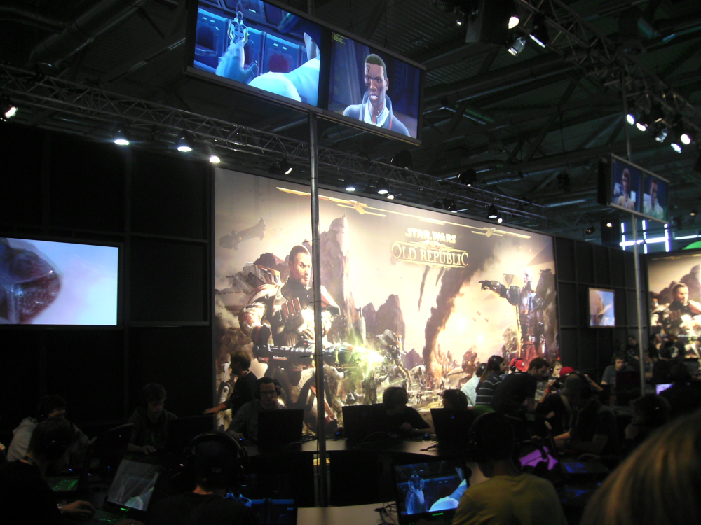 GamesCom 2010 at Cologne - LambdaCore's Impressions Sadddasysfi