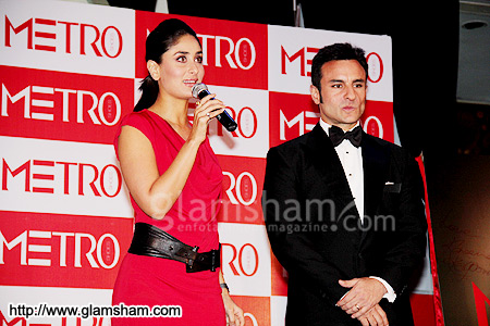 Kareena's Event * Party - صفحة 2 Saif-kareena-at-metro-y9ed