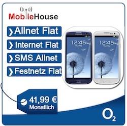 Samsung Galaxy S3 O2 Blue M