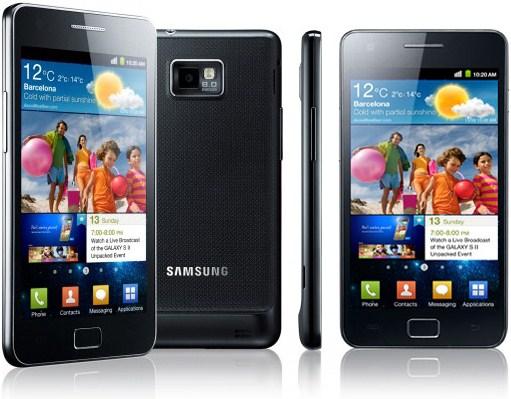 ebay: Samsung Galaxy S2 (i9100) in schwarz oder weiß für nur 259,90€ inkl. Versand! - Dual-Core Android Smartphone