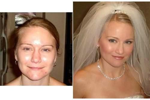 Kobiece metamorfozy: makijaż ślubny 20