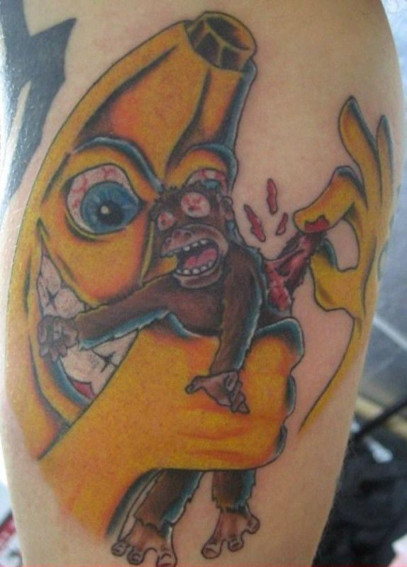 Najdziwniejsze tatuaże #2 37