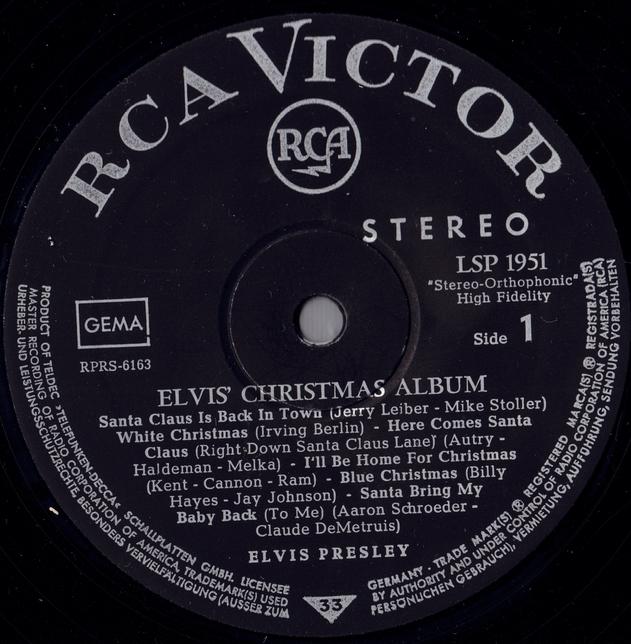 ELVIS' CHRISTMAS ALBUM (1964) Scan9fgk13zksfk